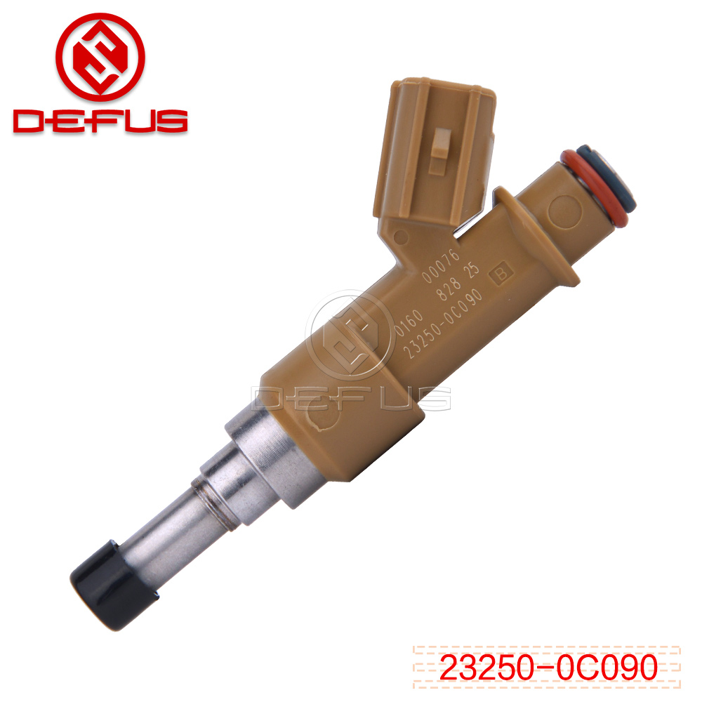 DEFUS-4runner Fuel Injector, Fuel Injector Oem 23250-0c090 For Toyota