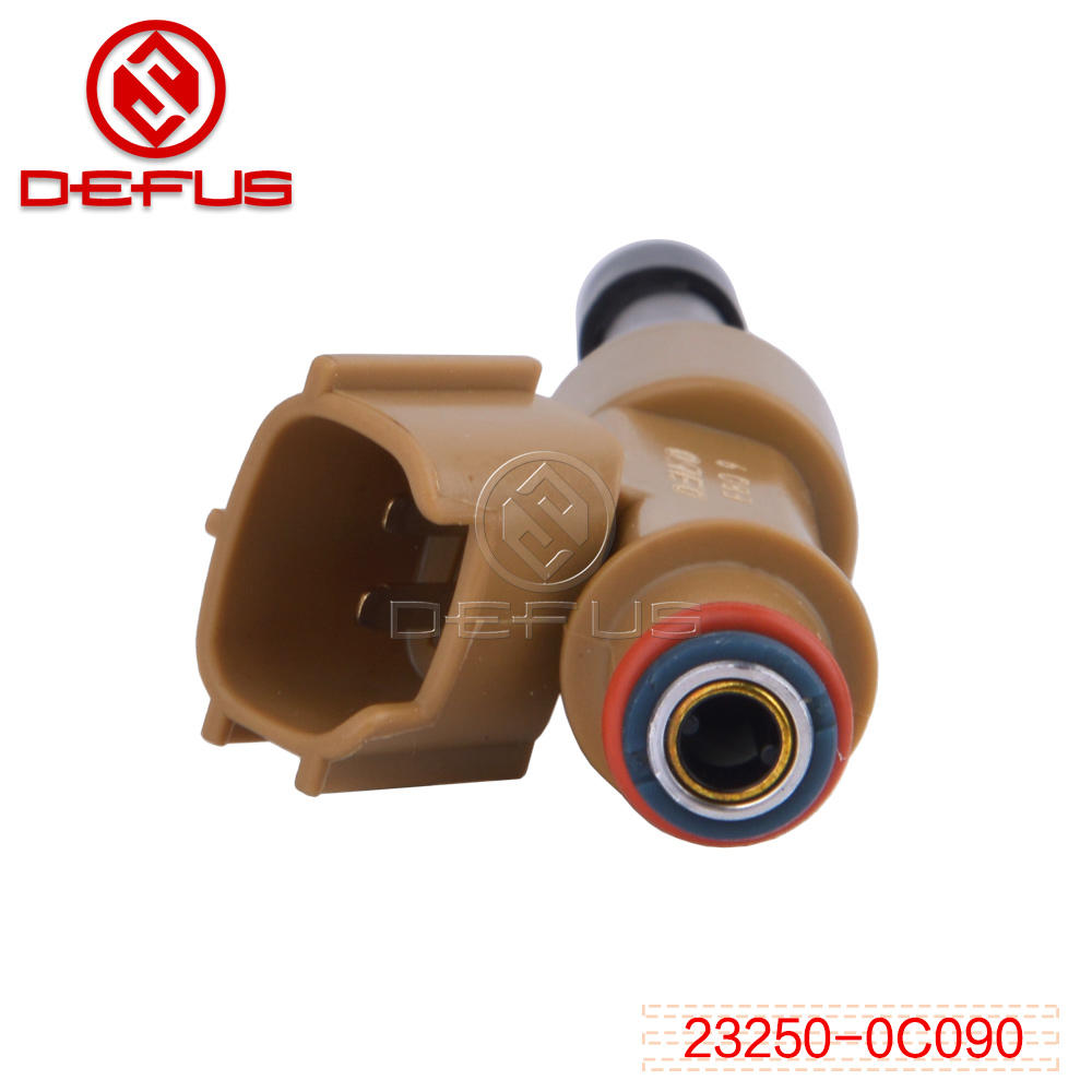 DEFUS 2325038050 corolla injectors producer for Toyota