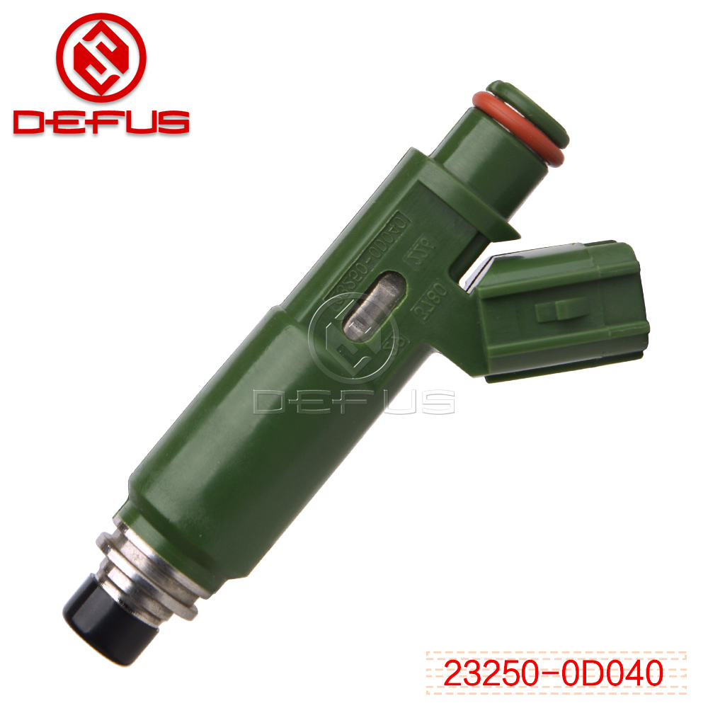 DEFUS-Find Corolla Fuel Injector Fuel Injector 23250-0d040 1500cc For