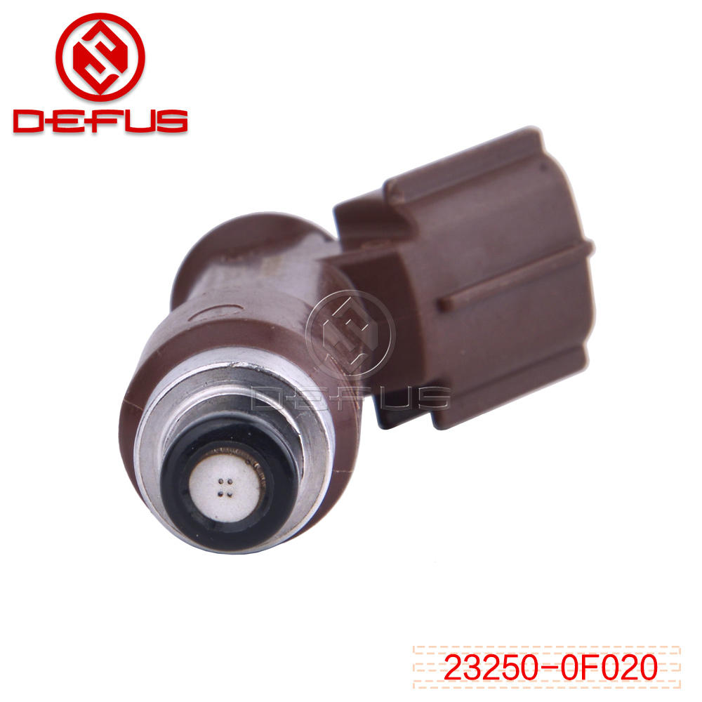 DEFUS 2325011070 Toyota Avensis car injector producer for Toyota
