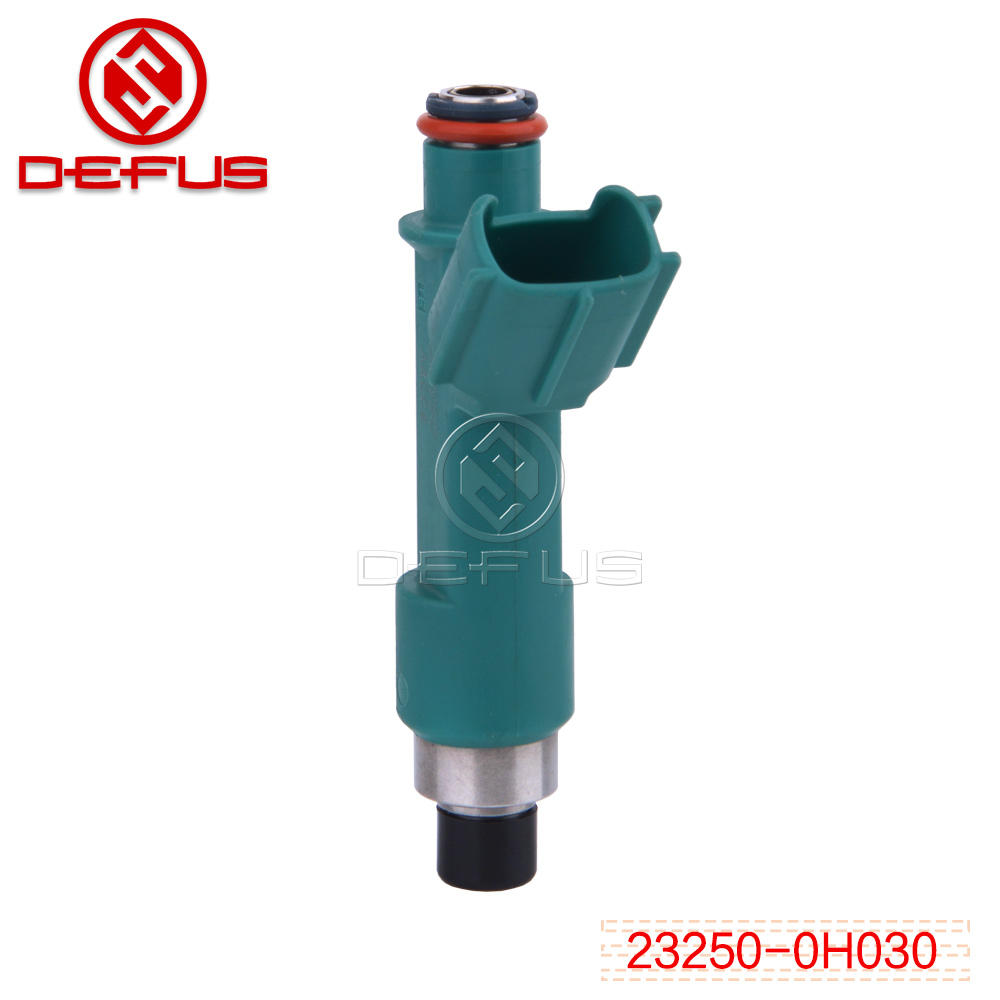 23250-0H030 Fuel Injector For Toyota Corolla Camry RAV4 Highlander flow match