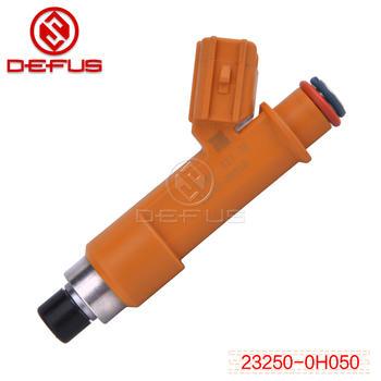 23250-0H050 29750-0680 Fuel Injector For Toyota Camry Highlander RAV4 Solara Scion