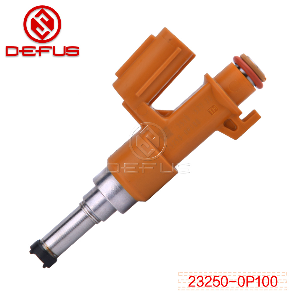 DEFUS-Toyota Corolla Injectors   Tested Oem Fuel Injector Nozzle 23250-0p100