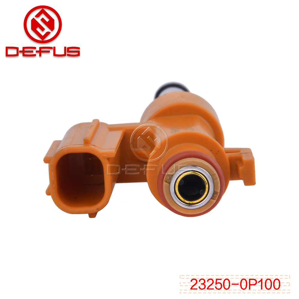 DEFUS-Toyota Corolla Injectors   Tested Oem Fuel Injector Nozzle 23250-0p100-1