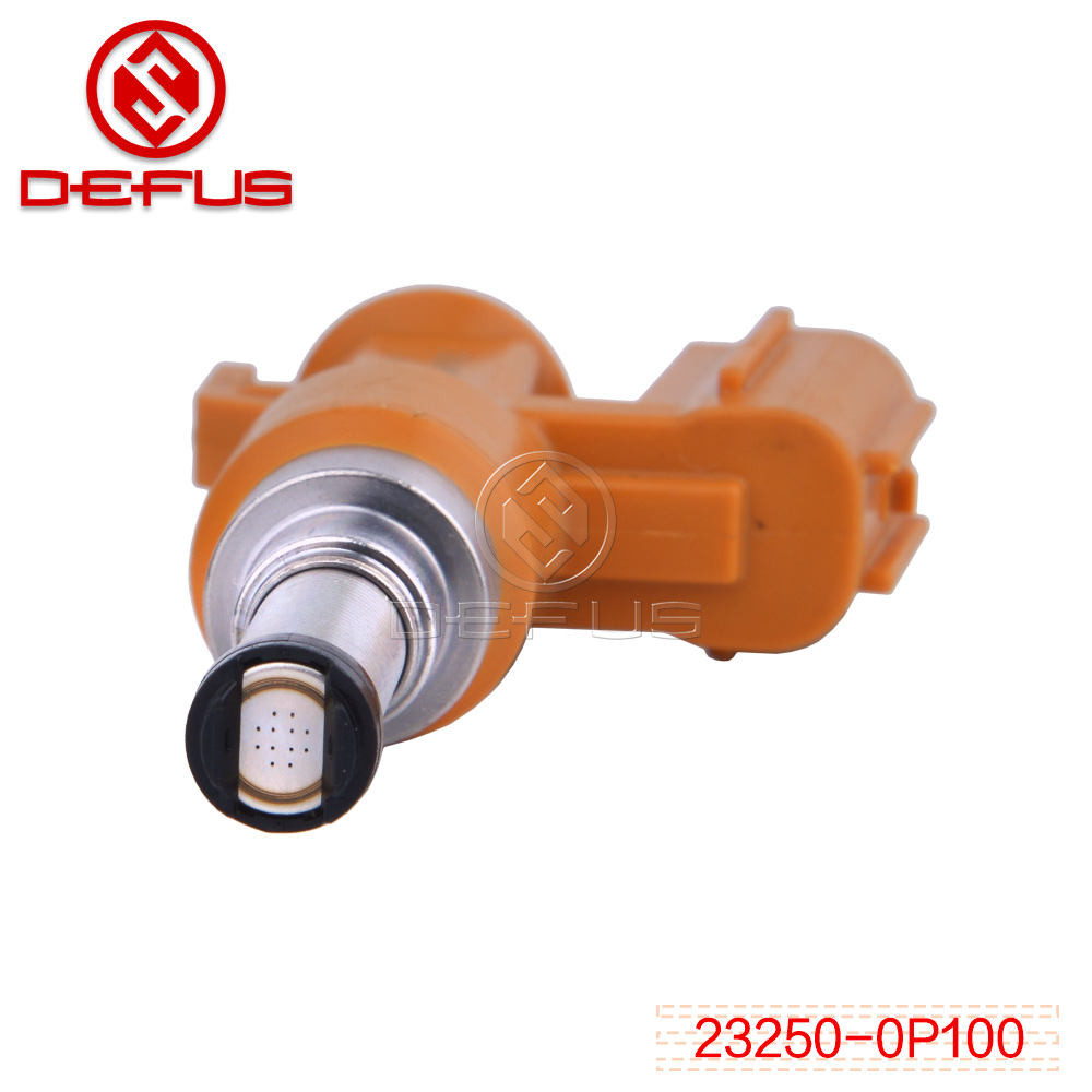 DEFUS-Toyota Corolla Injectors   Tested Oem Fuel Injector Nozzle 23250-0p100-2