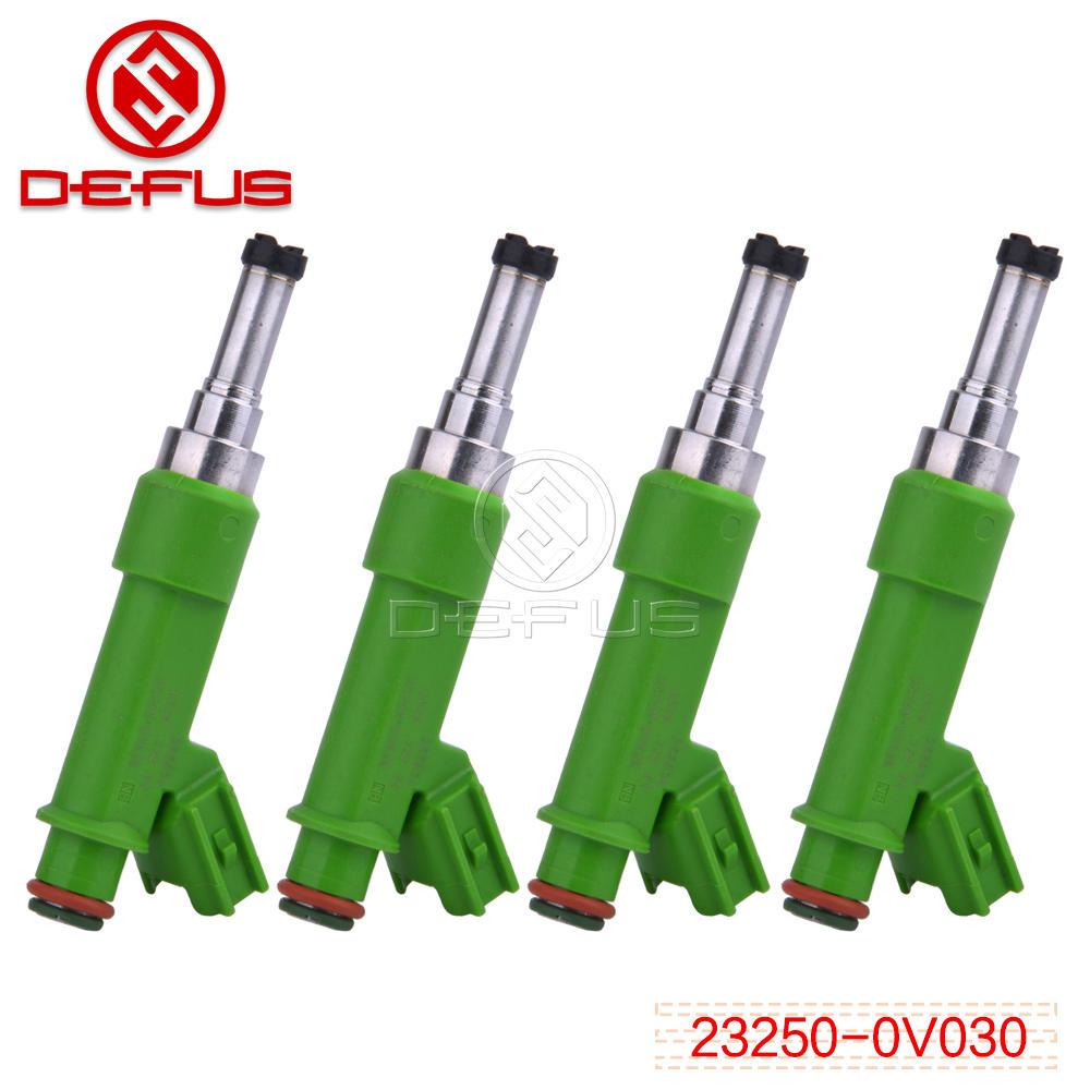 Fuel Injectors Nozzle 23250-0V030 For Toyota Highlander 2.7L Flow matched