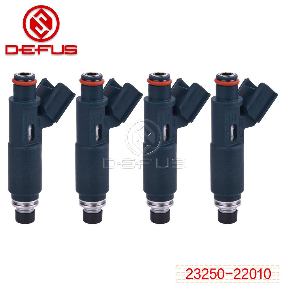 Fuel Injector nozzle 23250-22010 For Toyota Corolla 1.8L ZZE121 3ZZFE 98-99