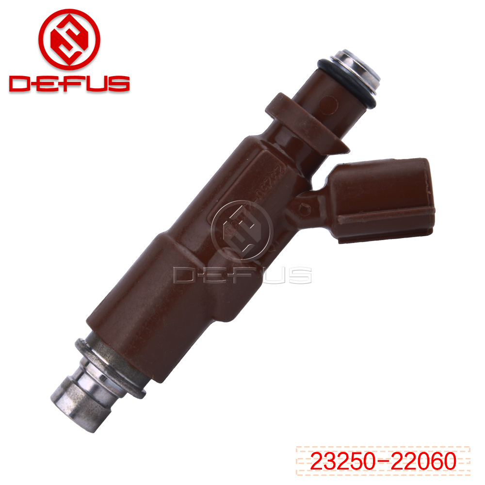DEFUS-Toyota Injectors Manufacture   Fuel Injector 23250-22060 For