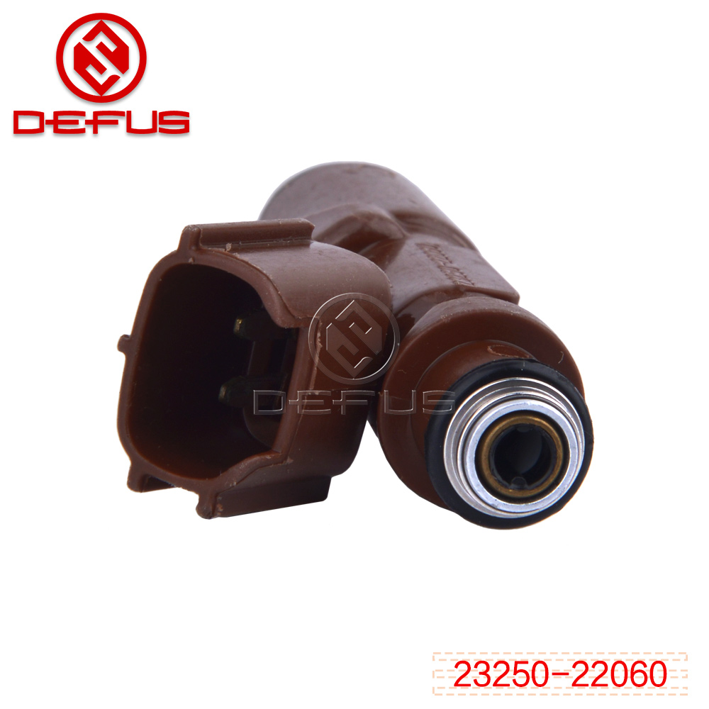 DEFUS-Toyota Injectors Manufacture   Fuel Injector 23250-22060 For-1