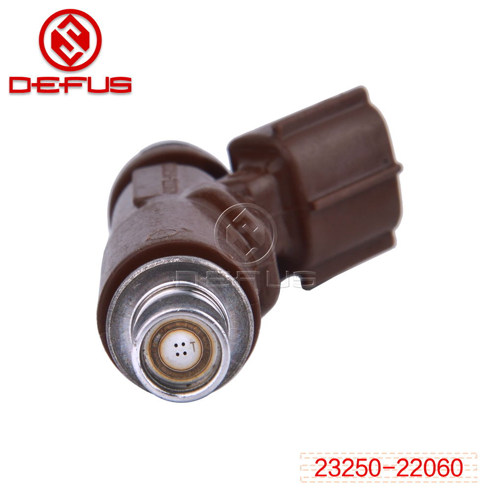 DEFUS-Toyota Injectors Manufacture | Fuel Injector 23250-22060 For-2