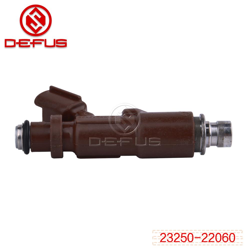 DEFUS original corolla injectors manufacturer aftermarket accessories-4