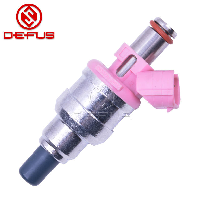 Fuel Injector Nozzle For MAZDA RX7 RX8 1.3 FD FC WANKEL TURBO INP470 195500-2400 15710-57B00 96068643