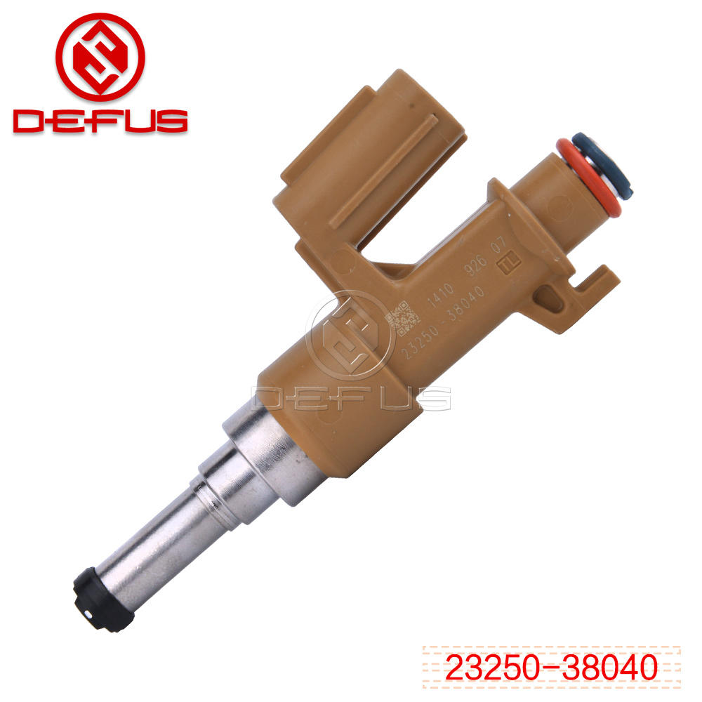 Fuel Injector 23250-38040/23209-09150 For Toyota Tundra Sequota 3URFE