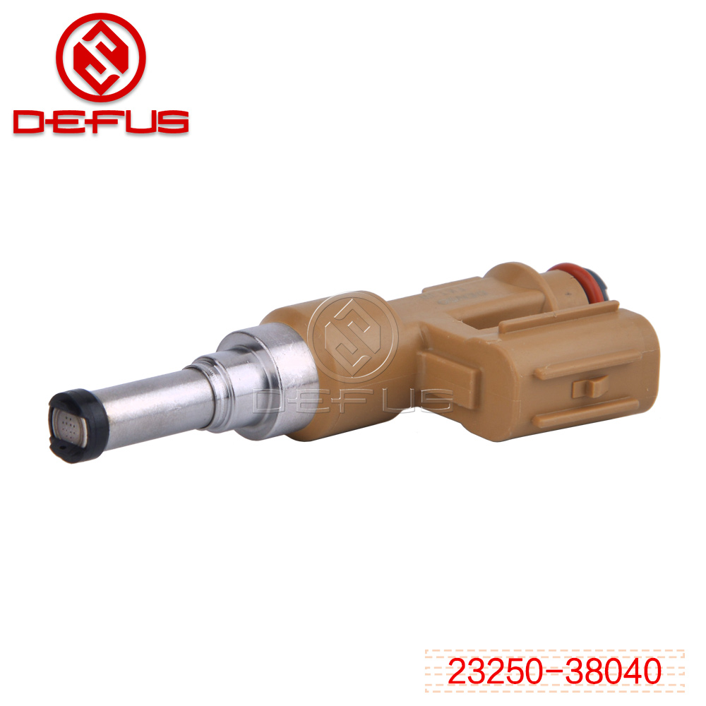DEFUS-Professional Corolla Fuel Injector 1999 Toyota 4runner Fuel Injector-3