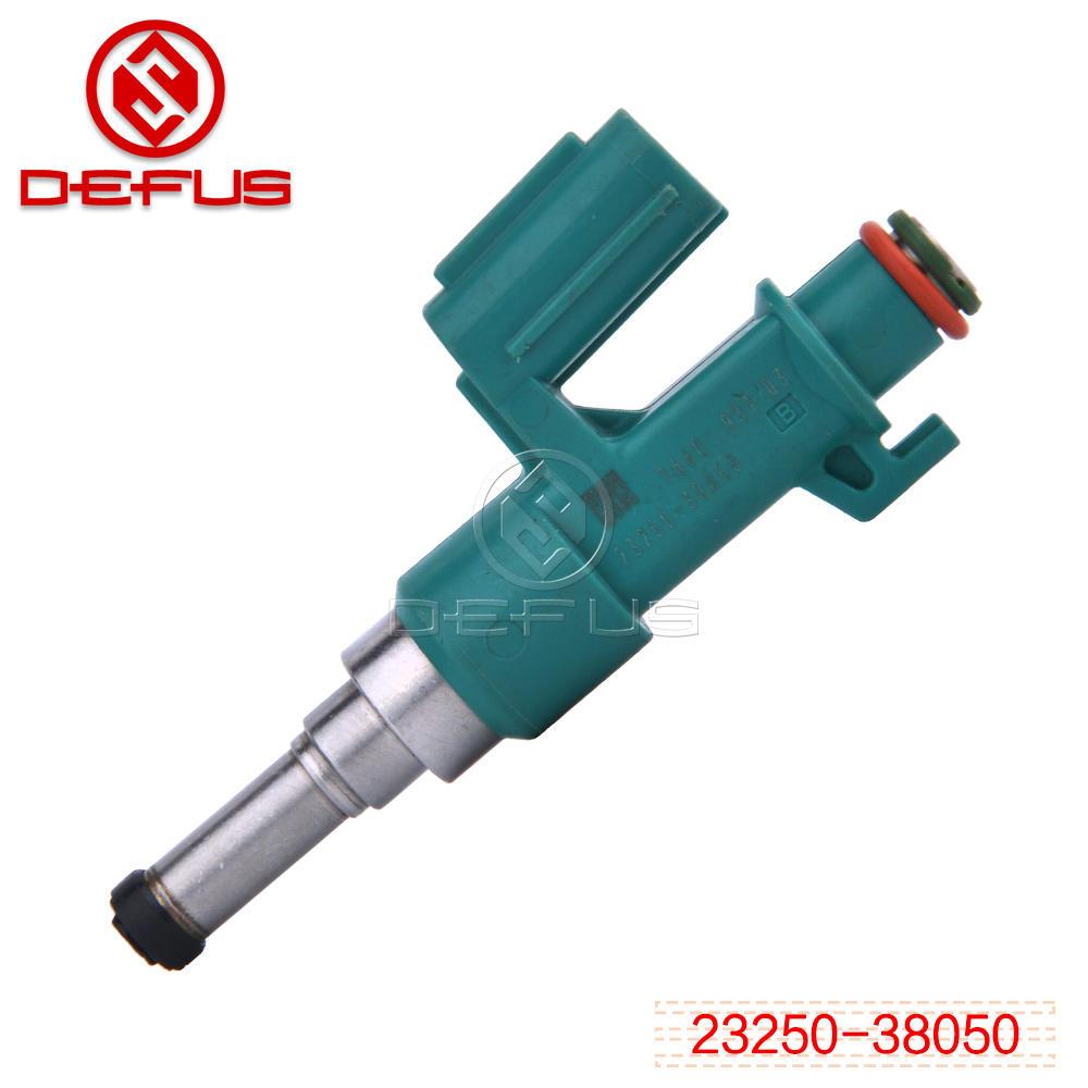 DEFUS original corolla injectors manufacturer aftermarket accessories