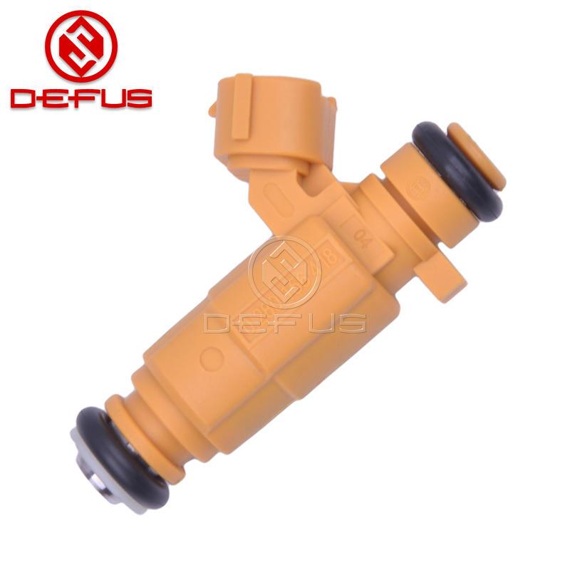 DEFUS 16600-8W80A Fuel Injector For Nissan Livina Grand 1.8L 16V 0280156418 166008W80A 0280156419