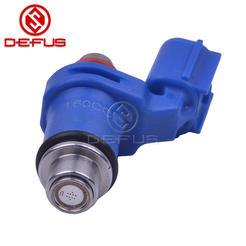 DEFUS Coustom-made 10 holes guaranteed new Blue Motorcycle 160CC fuel injector