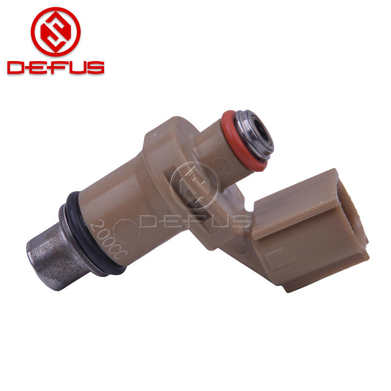 DEFUS NEW BRAND 200CC 12 HOLE tea color best Selling Motorcycle fuel injector nozzle factory sale