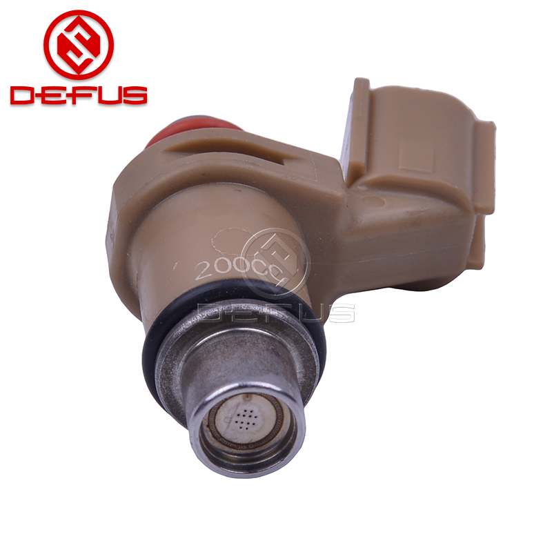 DEFUS NEW BRAND 200CC 12 HOLE tea color best Selling Motorcycle fuel injector nozzle factory sale-4