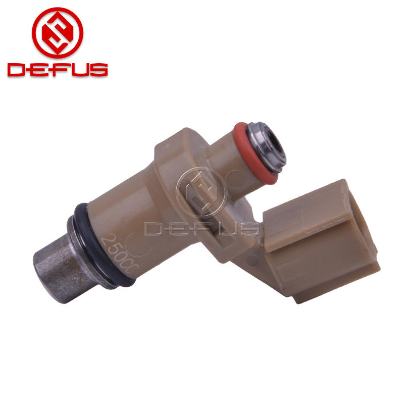 DEFUS Wholesale price good quality 250CC Motorcycle fuel injector coustom-made