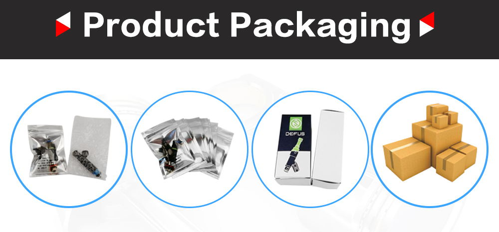 DEFUS Fuel Injector 16450RWCA01 for Honda Civic Acura RDX 088062830-9