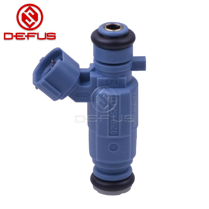 DEFUS-Professional Nissan Sentra Fuel Injector 1989 Nissan 240sx Fuel-1