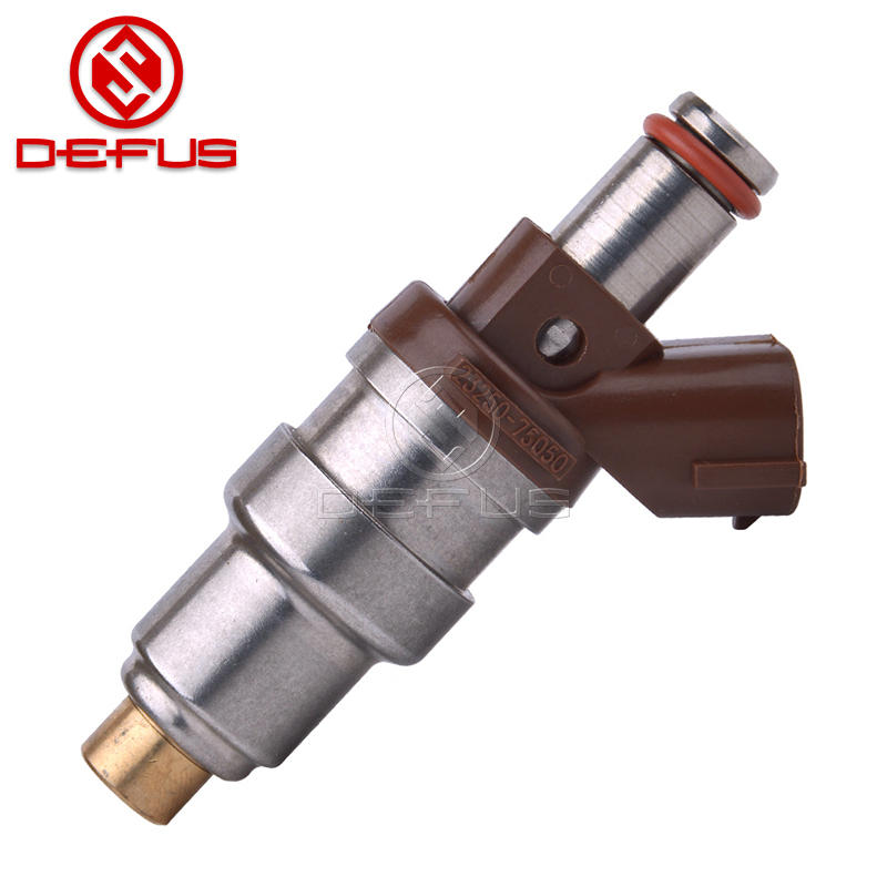 NEW Manufacturer Sale 23250-75050 Fuel Injector FOR TOYOTA HILUX RZN 3RZFE 2.7L 4 CYL 97-05