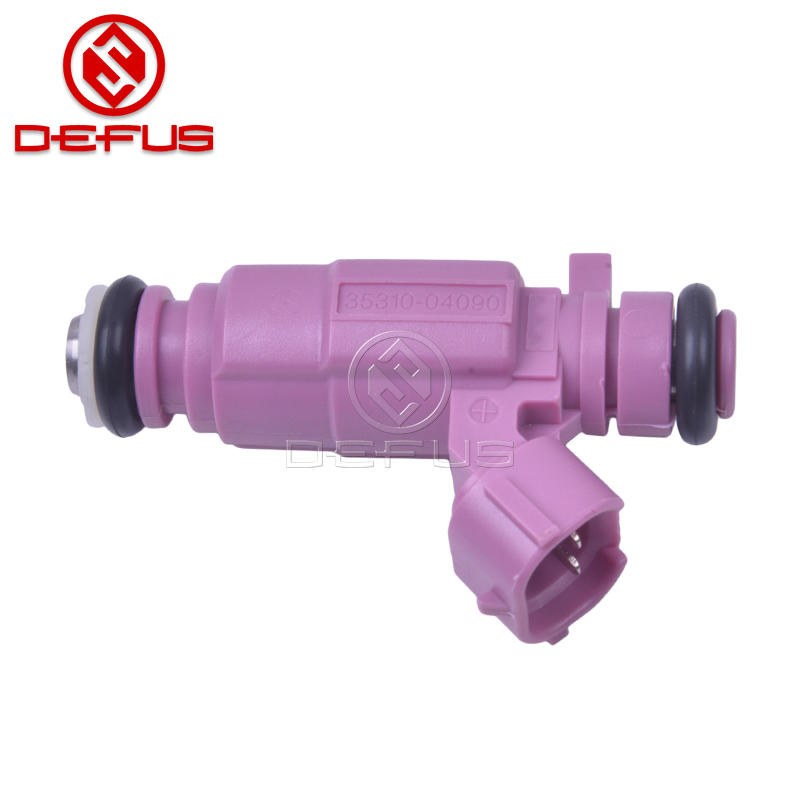 Fuel injector 35310-04090 for Hyundai nozzle replace