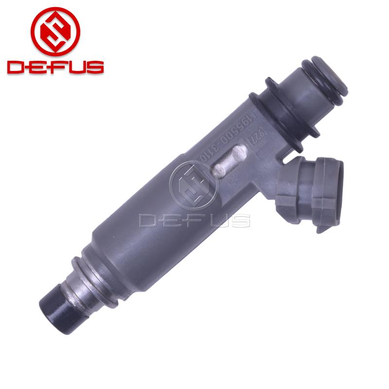 DEFUS-Brand New Mazda Fuel Injectors Fuel Injector Nozzle 195500-3110