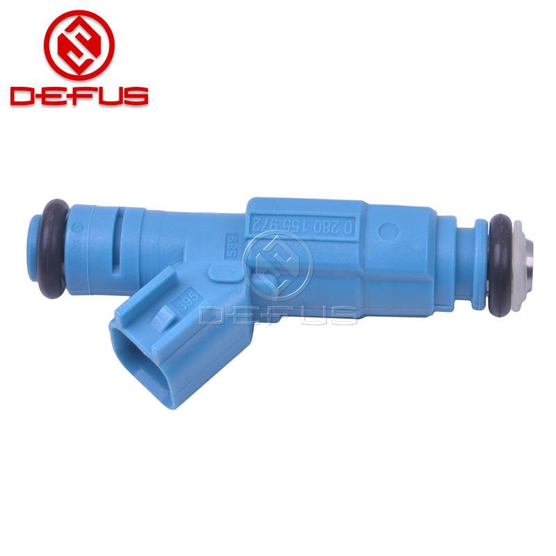 Fuel Injector nozzle 0280155972 For Jeep Liberty Dodge 3.7L 2002-2003