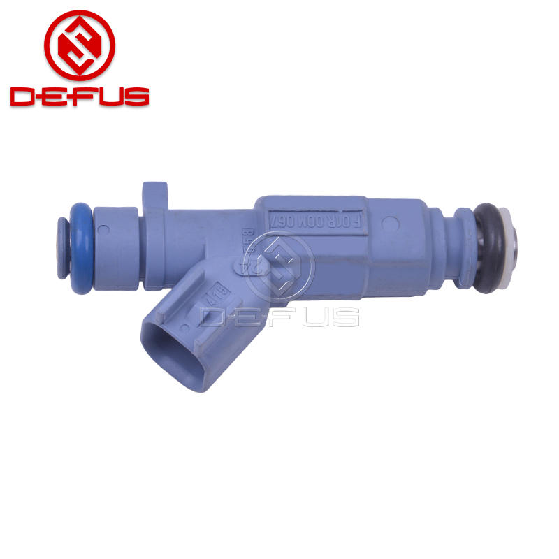Fuel injector F01R00M067 High impedance nozzle for car replacement