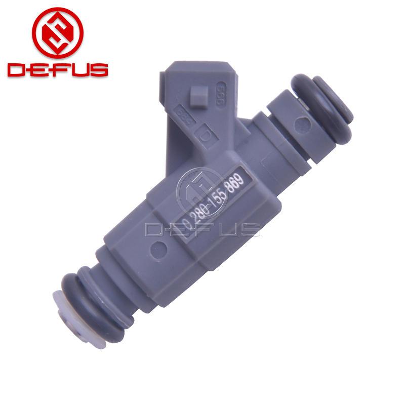 DEFUS Fuel Injector Nozzle 0280155869 For Ferrari Maserati 360 Modena 3.6L 4.2L Spider Quattroporte 99-07 197808