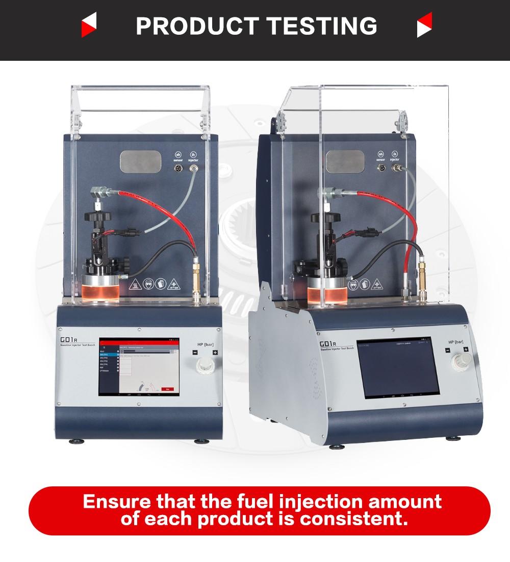 25186566 siemens deka 2200cc injectors adg02801 for SUV DEFUS-6