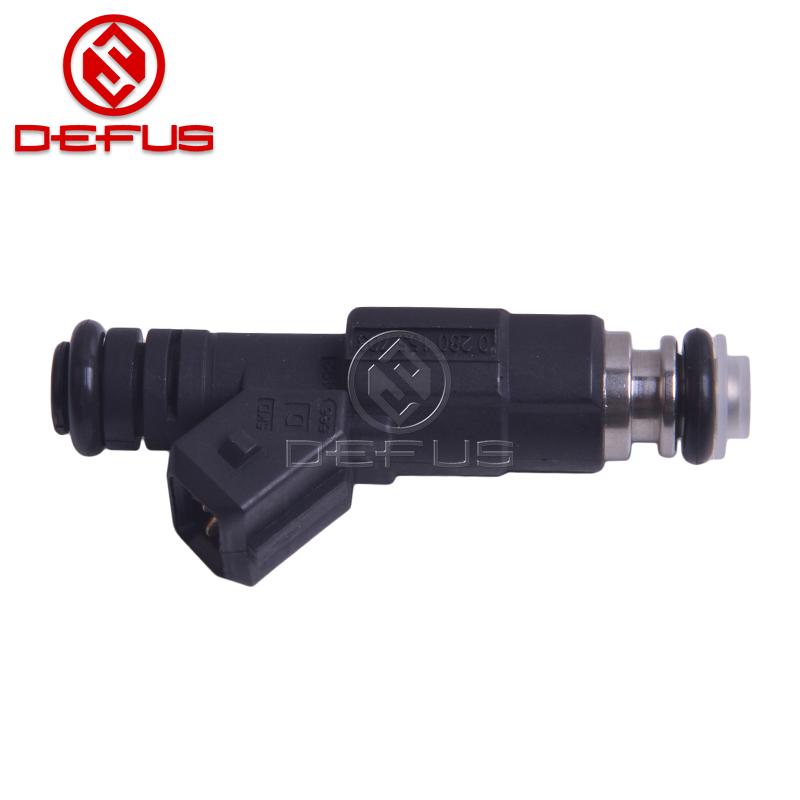 DEFUS-Opel Corsa Injectors Fuel Injector 0280155703 0280155710-1