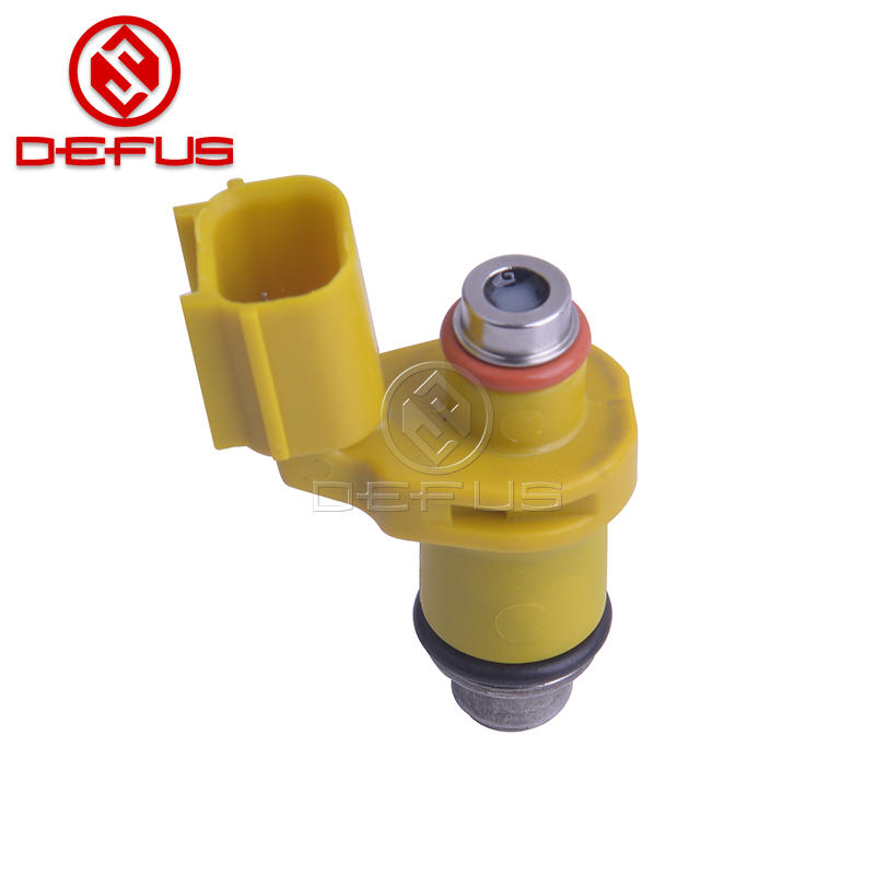 DEFUS fuel injector 125CC yellow Motorcycle high perfomance