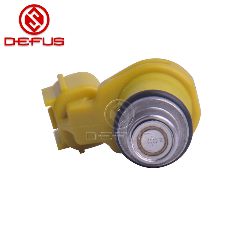 DEFUS-Fuel Injection Kit | Defus Fuel Injector Yellow Motorcycle 125cc-3