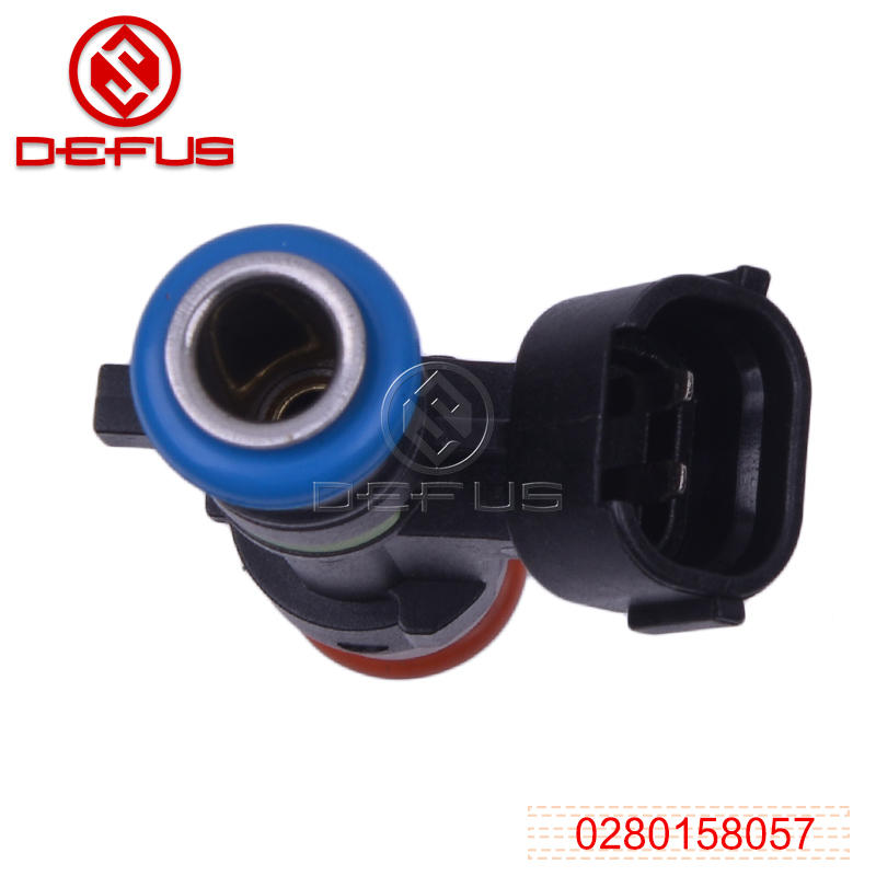 Fuel Injector 0280158057 for PEUGEOT CITROEN 207 307 308 1.6L 16V L4