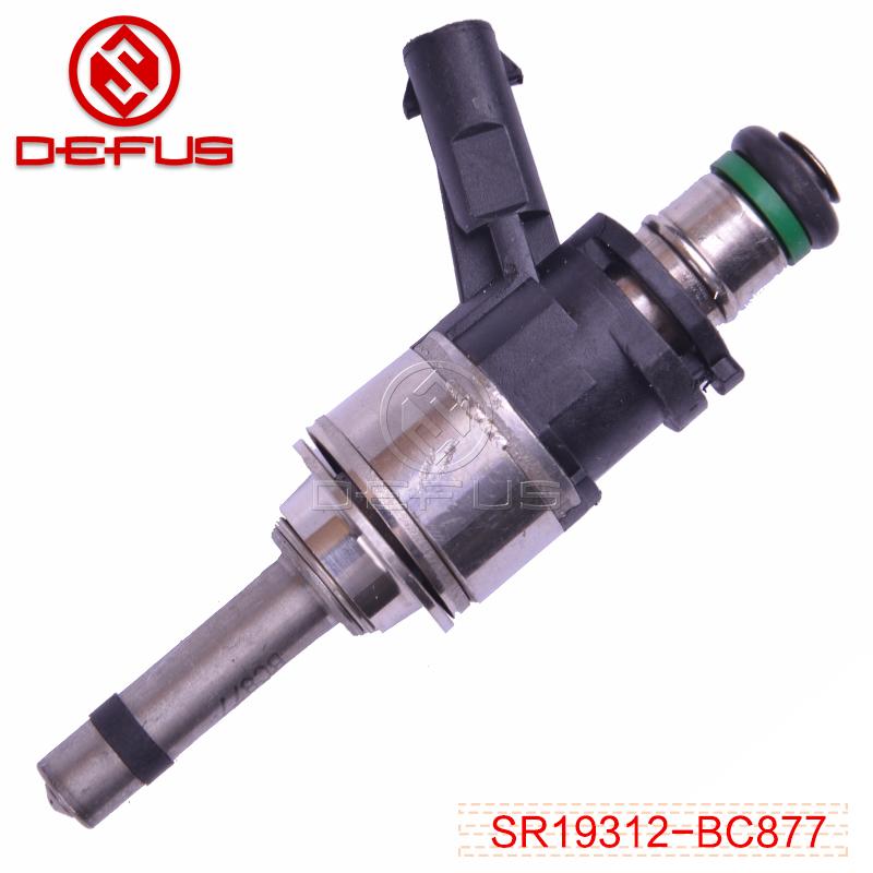 DEFUS-Gasoline Fuel Injector Fuel Injector Sr19312-bc877 High Quality