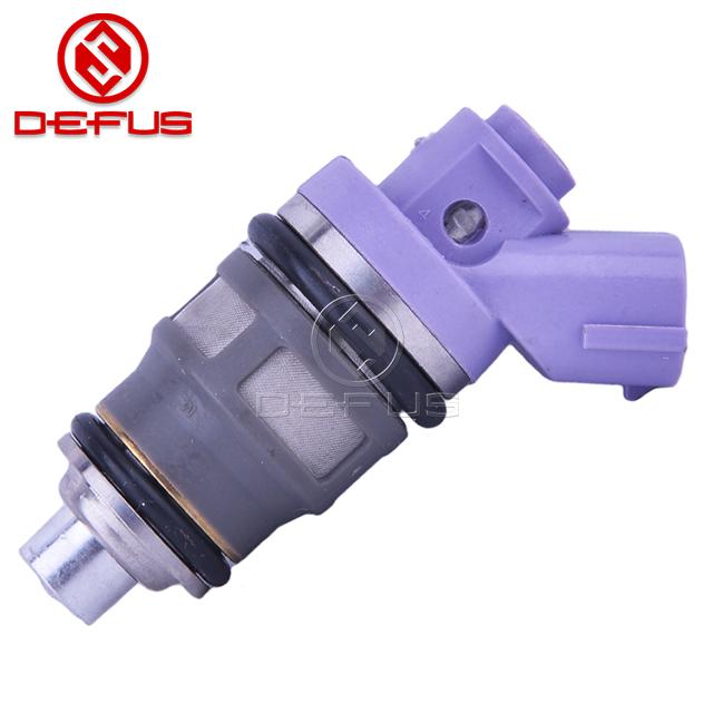 DEFUS-Best Toyota Corolla Fuel Injector Fuel Injector 23250-76010