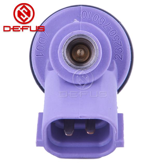 DEFUS-Best Toyota Corolla Fuel Injector Fuel Injector 23250-76010-3