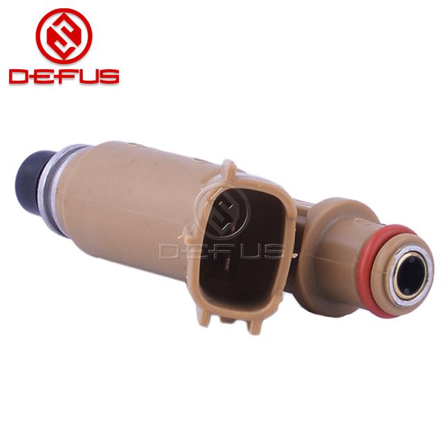 DEFUS-Professional Corolla Fuel Injector 2001 Toyota Corolla Fuel Injectors-1