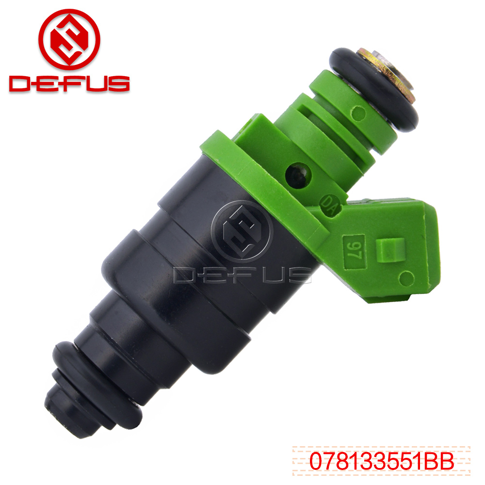 DEFUS-High-quality Audi Fast Fuel Injection   Fuel Injector 078133551bb