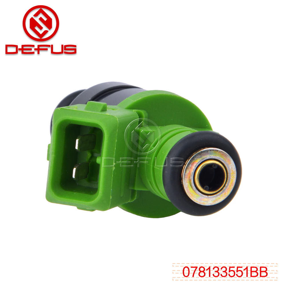 DEFUS stable supply Audi fuel injector price exporter for retailing