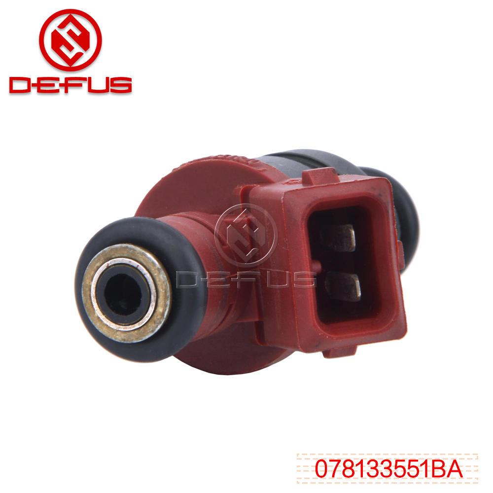 Fuel injector 078133551BA 037906031AC For Au-di A4 A6 VW Passat 2.8L