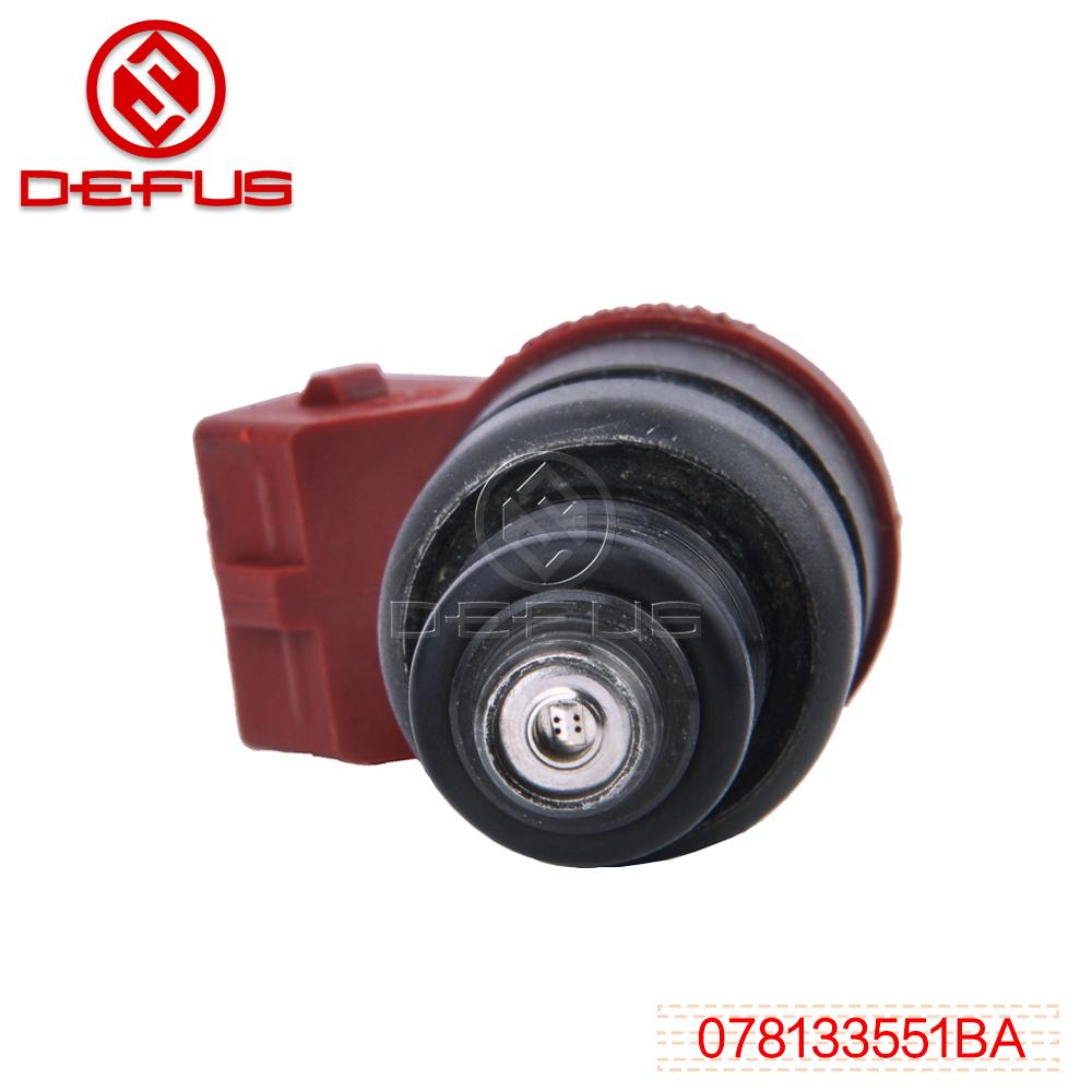 NEW 1 piece Fuel Injectors For Volkswagen Passat 2.8L 078133551BA