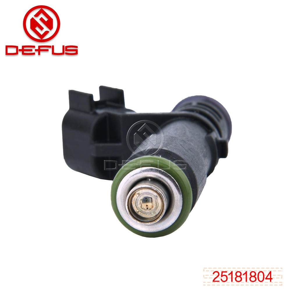 Fuel Injectors 25181804 For cars Flow matched