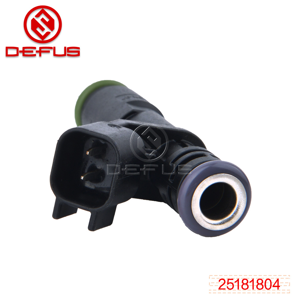 DEFUS-Manufacturer Of Astra Injectors Fuel Injectors 25181804 For Cars-1