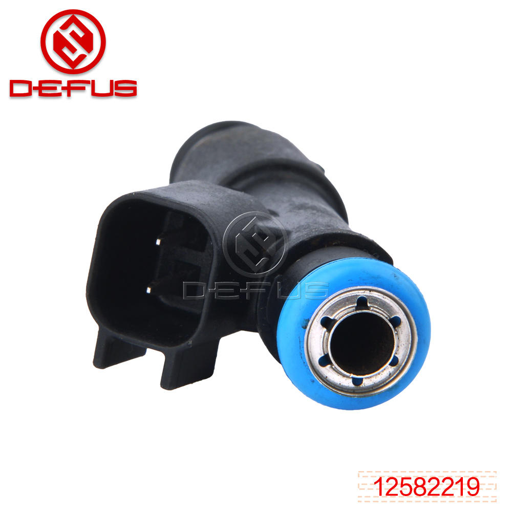 Fuel Injector 12582219 For Buick REGAL LACROSSE CAPTIVA