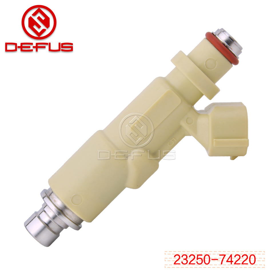 Fuel Injector 23250-74220 For 1998-2005 Toyota Altezza Gita SXE10 3SGE 2.0L
