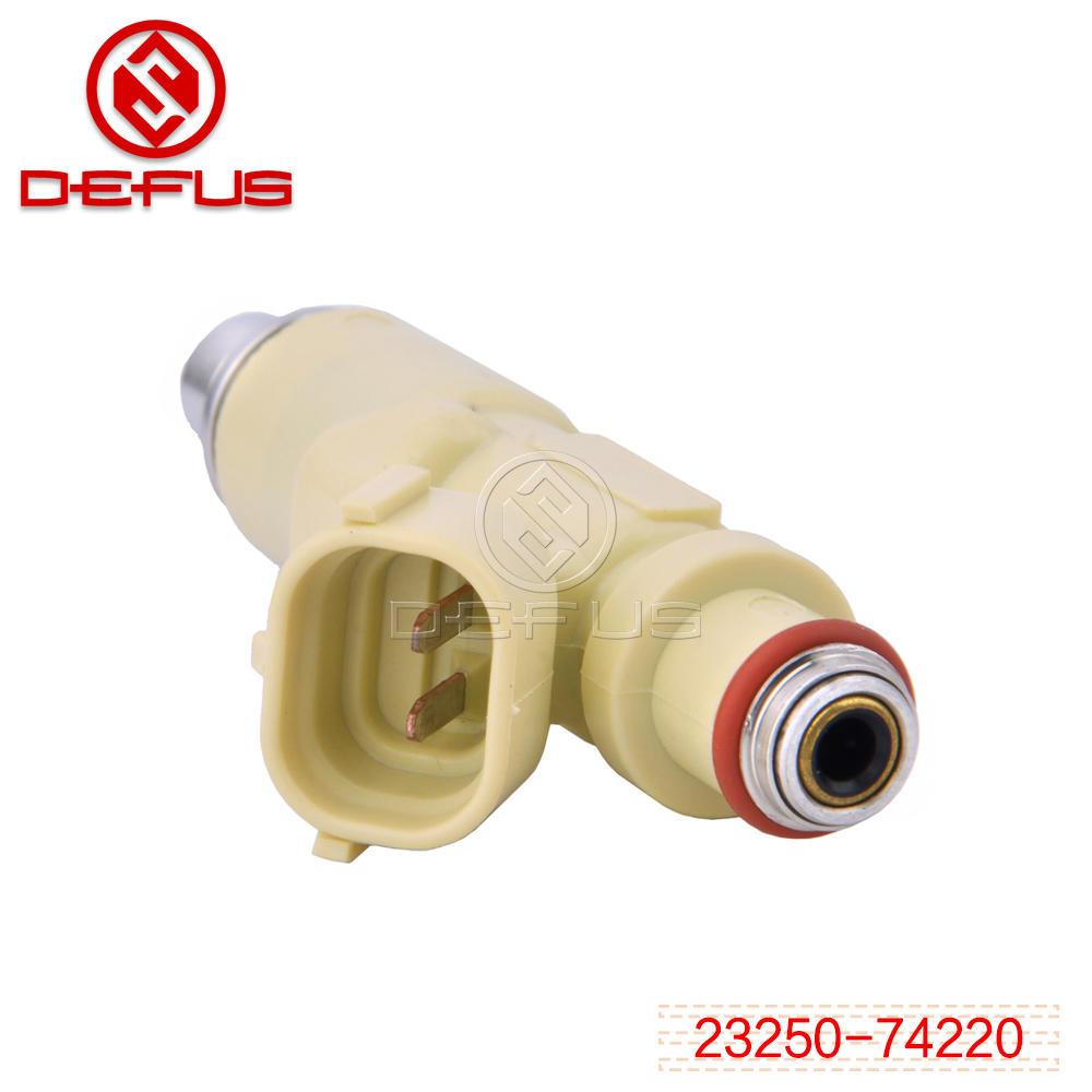 Fuel Injector 23250-74220 For 1998-2005 Toyota Altezza Gita SXE10 3SGE 2.0L
